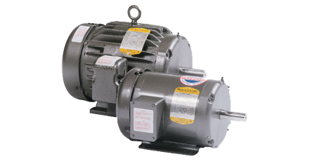 30 HP TEFC Electric Motor